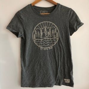 Roots Camping T-Shirt